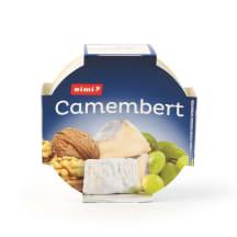 Sūris su baltuoju pelės. RIMI CAMEMBERT, 120g