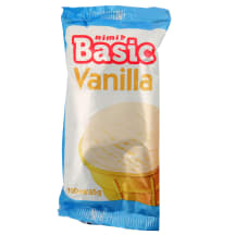 Vanilės skonio ledai RIMI BASIC, 120ml