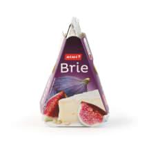 Sūris su baltuoju pelėsiu RIMI BRIE, 125g