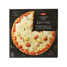Šald. 4 sūr. pica QUATTRO FORMAGGI RIMI, 570g