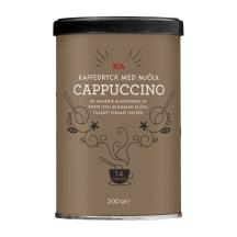 Kapučino kava ICA, 200g