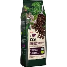 Kavos pupelės I LOVE ECO ESPRESSO, 500g