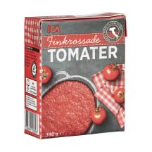 Purustatud tomatid ICA 390g