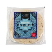 Tortiljas Rimi Planet dažādu graudu 370g