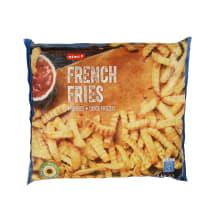 Figūrinės bulvių lazdelės RIMI, 1kg