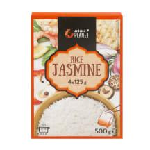 Jasmīna rīsi Rimi Planet 4x125g