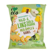 Suupiste I Love Eco Õuna/kaneeli 20 g