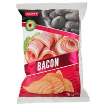 Bekono skonio bulvių traškučiai RIMI, 75g