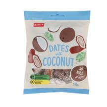 Dateles Rimi ar kokosriekstu skaidiņām 150g