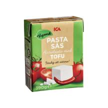 Mērce pastai Arrabiata ICA ar tofu 390g