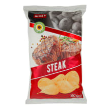 Čipsi Rimi ar lielopa gaļas garšu 150g