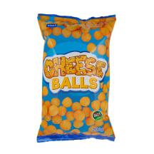 Kukurūzas uzkoda Rimi siera bumbas 200g