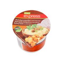 Bulvių košė su skrebučiais RIMI EXPRESS, 58g