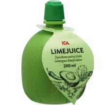 Laima sula no koncentrāta ICA 200ml