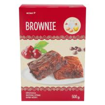 Miltu maisījums Rimi Brownie kūka 500g