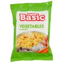 Köögiviljamaitselised kiirnuudlid Rimi Basic
