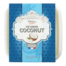 Kokos. ledai SELECTION BY RIMI, 285g / 550ml