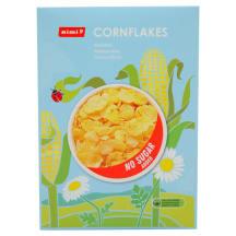 Kukurūzų dribsniai RIMI be cukraus,375 g