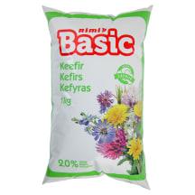 Kefīrs Rimi Basic 2%, 1kg polipakā