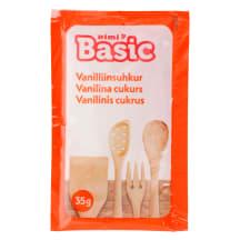 Vanilliinsuhkur Rimi Basic 35g