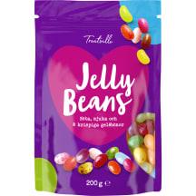 Želė saldainiai TREATVILLE JELLY BEANS, 200g
