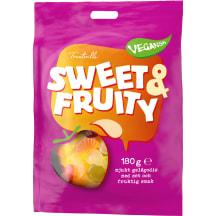 Želė saldainiai TREATVILLE SWEET&FRUITY,180g