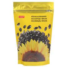 Saulespuķu sēklas Rimi melnās,grauzdētas 300g