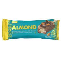 Vaniliniai ledai RIMI Almond 120ml/85g