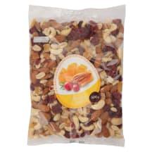 Vaisių ir riešutų mišinys FANCY RIMI, 500 g