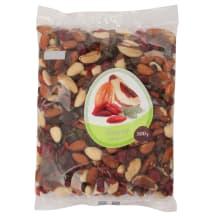 Vaisių ir riešutų mišinys ENERGY RIMI, 500 g