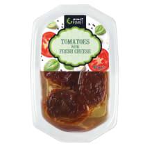 Kuivatatud tomatid juustuga Rimi 180g