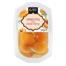 Aprikoosid juustuga Rimi Planet 180g