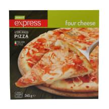 Pitsa 4 juustuga Rimi Express 345g