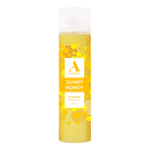 Dušo želė ALMEDA SUNNY HONEY 250ml