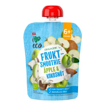 Tyrė I LOVE ECO su obuoliais ir kokosu, 90 g