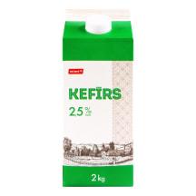 Kefīrs Rimi 2,5% 2kg