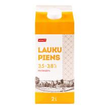 Piens Rimi Lauku 3,5% -3,8% 2L