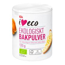Küpsetuspulber I Love Eco 120g