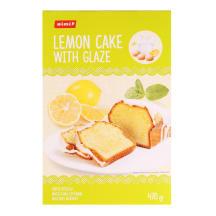 Miltu maisījums Rimi citronu kūka 470g