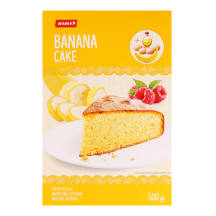 Segujahu banaanikeeks Rimi 500g