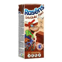 Šokolad. sk. pieno gėrimas su vit. RASA, 0,2l