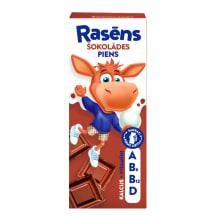 Piena dzēriens Rasēns šokolādes 1,5% 200ml