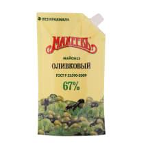Majonēze Maheev ar olīveļļu 67% 400ml