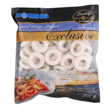 Šaldyti kalmarų žiedai NOWACO EXCLUSIVE, 300g