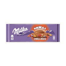 Piena šokolāde Milka choco jelly 250g