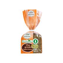 Viso grūdo ruginė duona TREJOS GIRNOS, 400 g