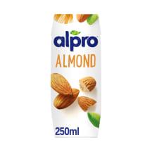 Mandeļu dzēriens Alpro 250ml