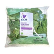 Smalklapu spināti I Love Eco 65g