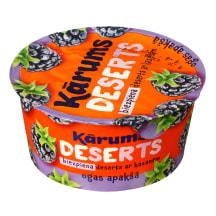 Varškės desertas su gervuogėmis KARUMS, 140 g