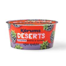 Biezpiena deserts Kārums ar kazenēm 140g